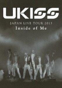 U-KISS JAPAN LIVE TOUR 2013 〜Inside of Me〜画像