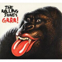 【送料無料】GRRR! ~グレイテスト・ヒッツ 1962-2012 [ ザ・ローリング・ストーンズ ]
