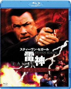 【楽天ブックスならいつでも送料無料】雷神 RAIJIN【Blu-ray】 [ ホリー・エリッサ・ディグナー...