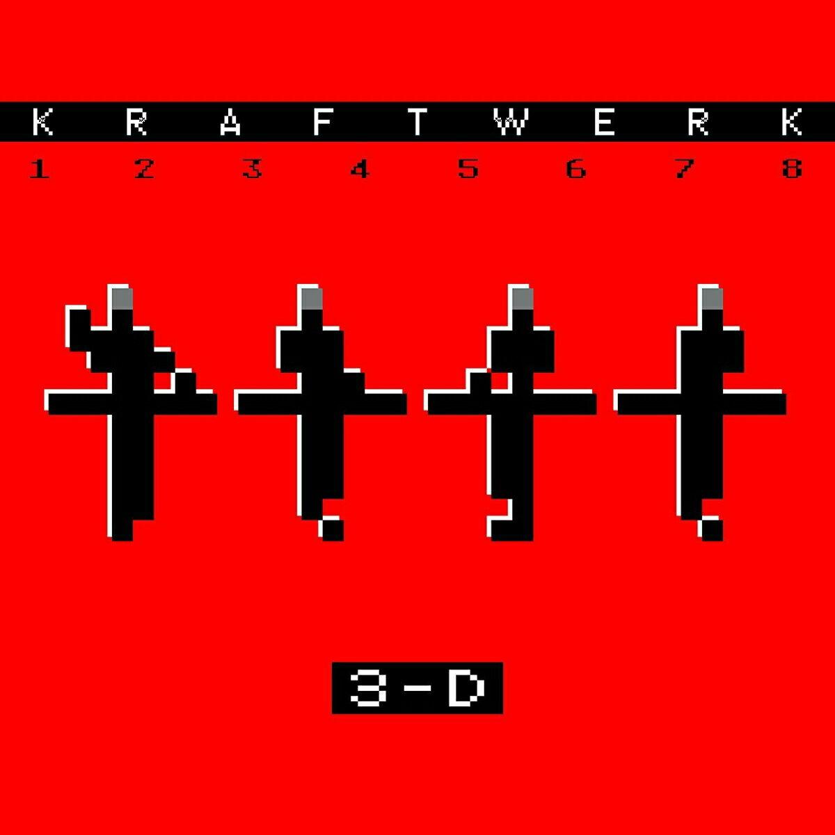 洋楽, ロック・ポップス 12345678 3-D Kraftwerk