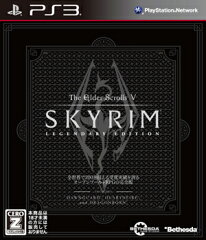 Skyrim Legendary Edition [PS3]