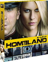 HOMELAND ホームランド シーズン1 SEASONSコンパクト・ボックス