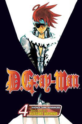 D. Gray-Man, Vol. 4画像