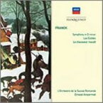 【輸入盤】交響曲、『アイオリスの人々』、『呪われた狩人』 アンセルメ&スイス・ロマンド管 [ フランク(1822-1890) ]