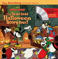 """This Read-Along Storybook and CD retells the story of the Halloween special of the Emmy-winning """"Mickey Mouse"""" short form series, complete with character voices and sound effects! Full color."""