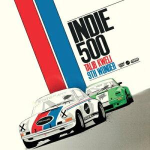 【輸入盤】Indie 500 [ 9th Wonder / Talib Kweli ]