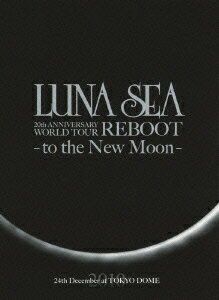 LUNA SEA 20th ANNIVERSARY WORLD TOUR REBOOT -to the New Moon- 24th December,2010 at TOKYO DOME画像
