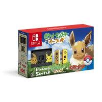 Nintendo Switch ポケットモンスター Lets Go! イーブイセット (モンスターボール Plus付き)の画像