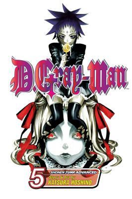 D. Gray-Man, Vol. 5画像
