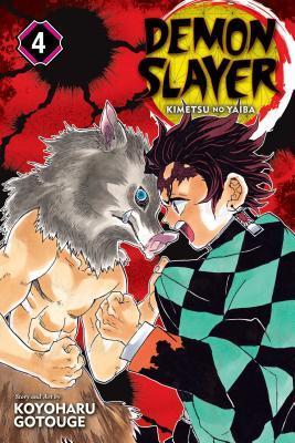 洋書, FAMILY LIFE & COMICS Demon Slayer: Kimetsu No Yaiba, Vol. 4, Volume 4: Robust Blade DEMON SLAYER KIMETSU NO YAIBA Demon Slayer: Kimetsu No Yaiba Koyoharu Gotouge