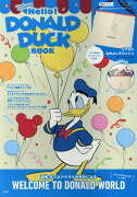 Hello! DONALD DUCK BOOK
