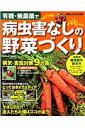 有機・無農薬で病虫害なしの野菜づくり