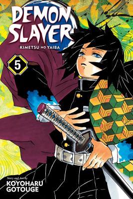 洋書, FAMILY LIFE & COMICS Demon Slayer: Kimetsu No Yaiba, Vol. 5, Volume 5: To Hell DEMON SLAYER KIMETSU NO YAIBA Demon Slayer: Kimetsu No Yaiba Koyoharu Gotouge