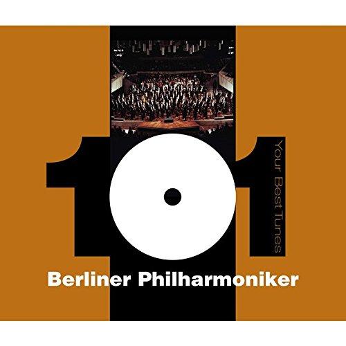 どこかで聴いたクラシック ベルリン・フィル・ベスト101画像