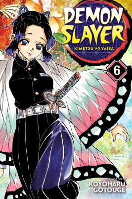 Demon Slayer: Kimetsu No Yaiba, Vol. 6, Volume 6画像