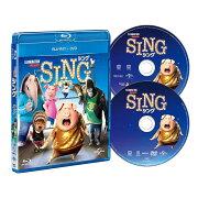 SING/シング ブルーレイ+DVDセット【Blu-ray】
