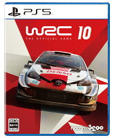 WRC 10 FIA 世界ラリー選手権 PS5版
