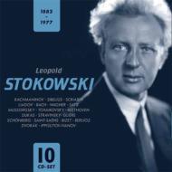 【送料無料】【輸入盤】レオポルド・ストコフスキー(10CD) [ オムニバス(管弦楽) ]