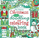 CHRISTMAS POCKET DOODLING & COLOURING(P)【バーゲンブック】 [ FIONA WATT ]