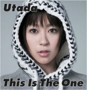 【輸入盤】 UTADA / THIS IS THE ONE