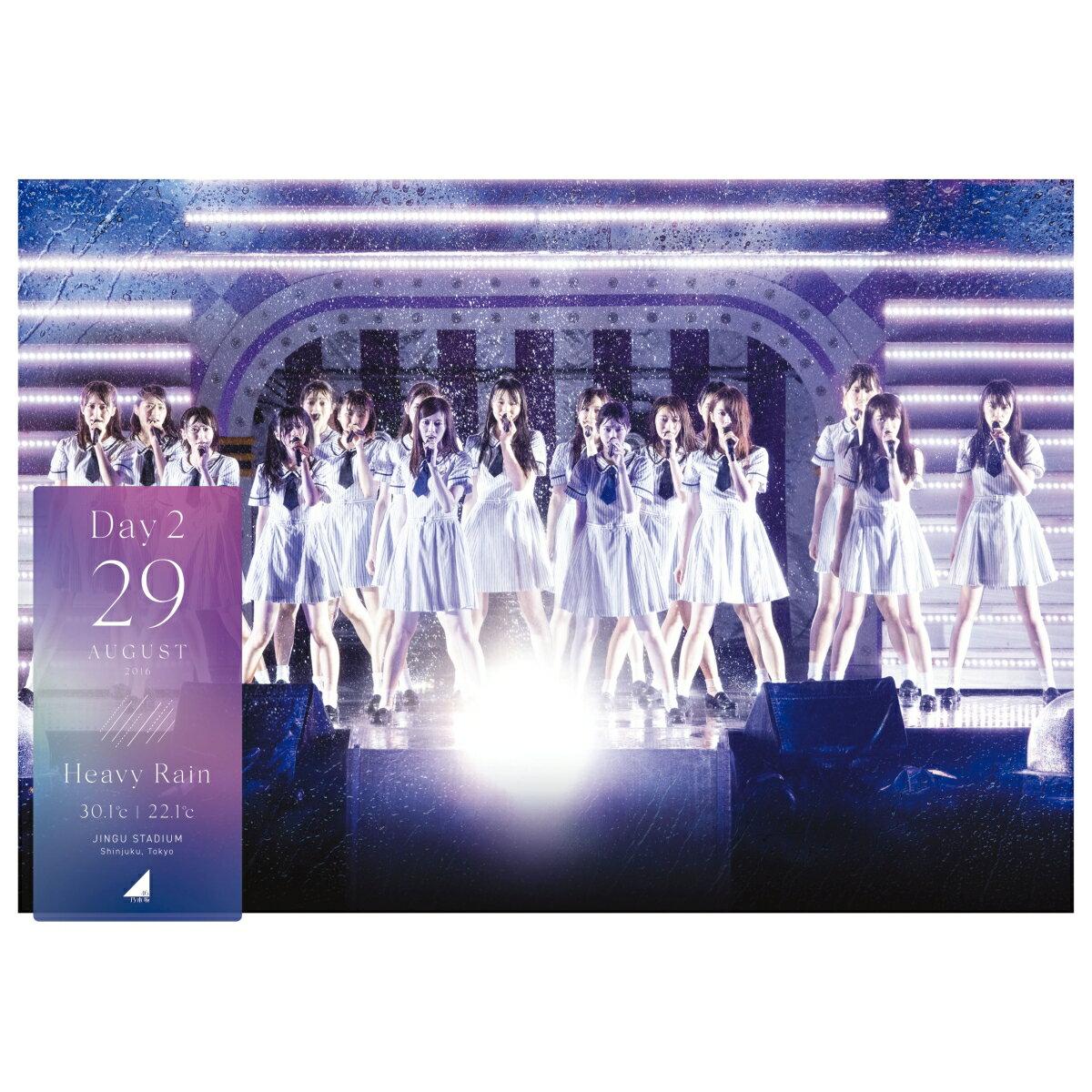 乃木坂46 4th YEAR BIRTHDAY LIVE 2016.8.28-30 JINGU STADIUM Day2 [ 乃木坂46 ]