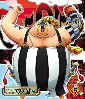 ONE PIECE ワンピース 20THシーズン ワノ国編 PIECE.9【Blu-ray】