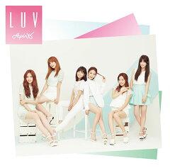 【楽天ブックスならいつでも送料無料】《n》LUV -Japanese Ver.-(初回限定盤A CD+DVD+Api...