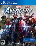 『Marvel's Avengers (アベンジャーズ)』PS4