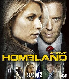 HOMELAND ホームランド シーズン2 <SEASONSコンパクト・ボックス> [ クレア…
