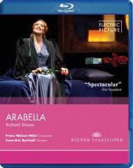 【楽天ブックスならいつでも送料無料】シュトラウス:歌劇「アラベラ」【Blu-ray】 [ ウェルザ...