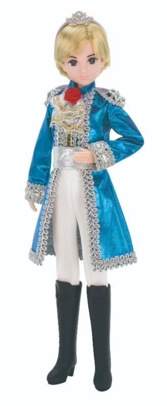 リカちゃん ゆめみるお姫さま あこがれの王子さまハルトくん