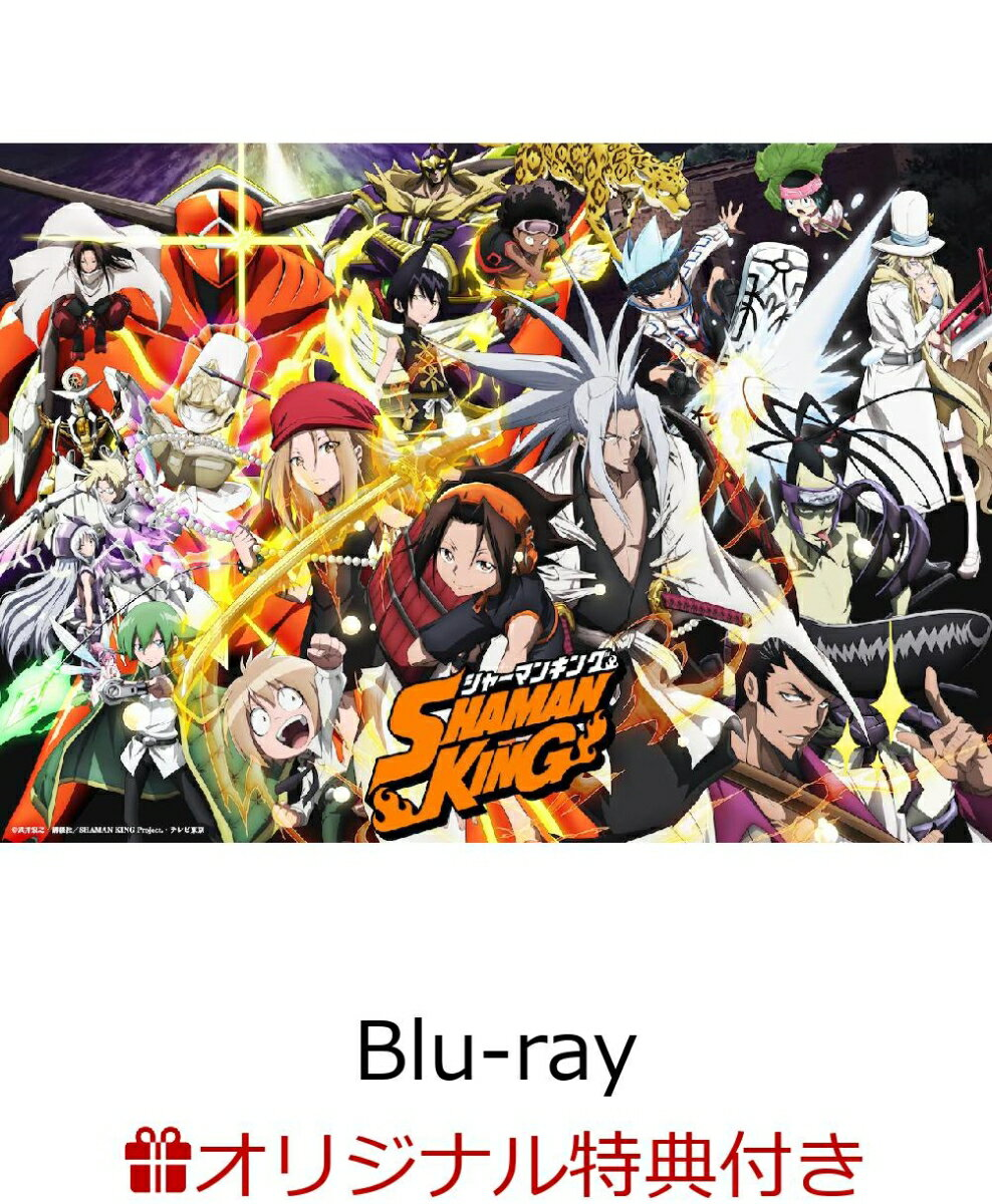 アニメ, キッズアニメ TVSHAMAN KINGBlu-ray BOX 2Blu-ray(12B2())