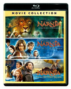 ナルニア国物語 ブルーレイ 3ムービー・コレクション【Blu-ray】画像