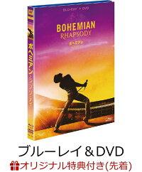 【楽天ブックス限定先着特典】ボヘミアン・ラプソディ 2枚組ブルーレイ&DVD(アクリル・スタンド付き)【Blu-ray】