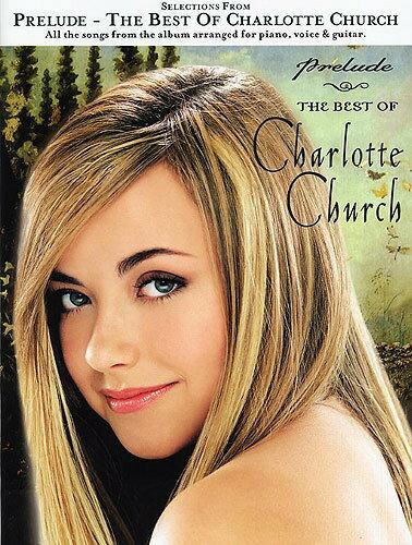 【輸入楽譜】チャーチ, Charlotte: 「プリュード」より セレクション画像