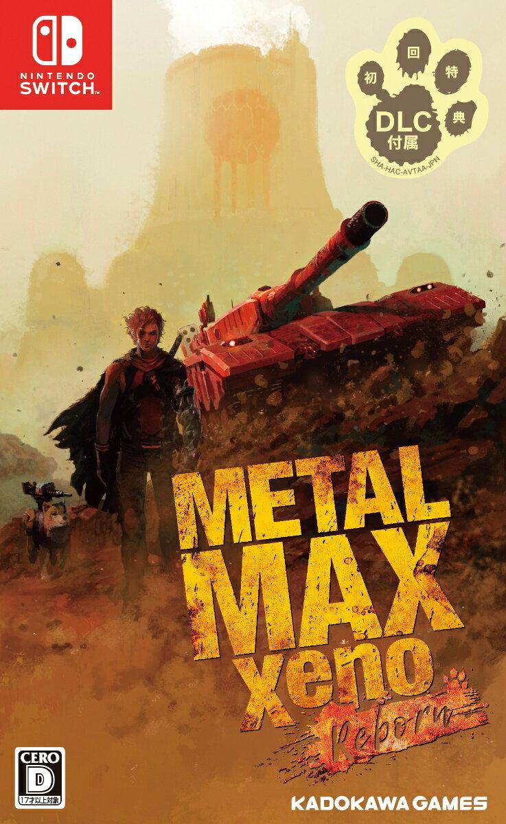 METAL MAX Xeno Reborn 通常版 Nintendo Switch版