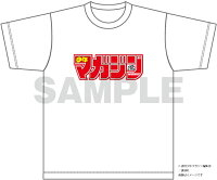 週マガ60周年記念 週マガロゴ Tシャツ A(Mサイズ)