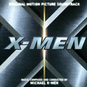 X-メン オリジナル・サウンドトラック画像