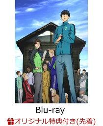 アニメ「風が強く吹いている」 Vol.4 Blu-ray 初回生産限定版(オリジナルマグネットシート 王子付き)
