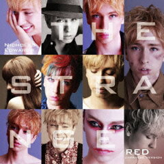 The Strange -Red- Japanese Version [ ニコラス・エドワーズ…