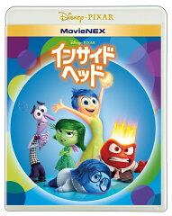 【楽天ブックスならいつでも送料無料】インサイド・ヘッド MovieNEX 【Blu-ray】 [ (ディズニー) ]