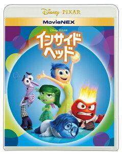 【楽天ブックスならいつでも送料無料】インサイド・ヘッド MovieNEX 【Blu-ray】 [ エイミー・...