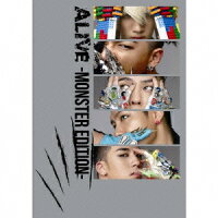 ALIVE -MONSTER EDITION-(通常盤 CD+DVD)