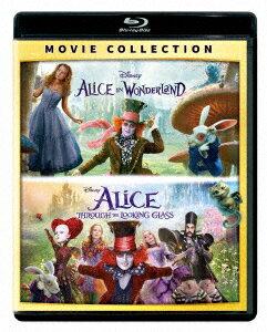 アリス・イン・ワンダーランド ブルーレイ 2ムービー・コレクション【Blu-ray】