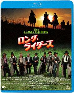 ロング・ライダーズ【Blu-ray】
