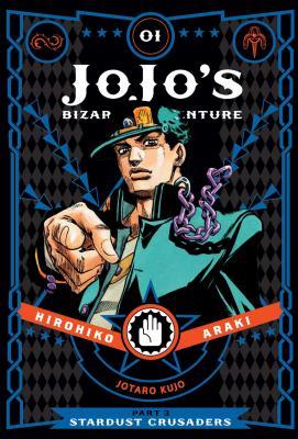 洋書, FAMILY LIFE & COMICS Jojos Bizarre Adventure: Part 3--Stardust Crusaders, Vol. 1, Volume 1 JOJOS BIZARRE ADV PART 3--STAR Jojos Bizarre Adventure: Part 3--Stardu Hirohiko Araki