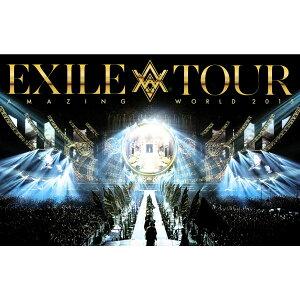 "EXILE LIVE TOUR 2015 ""AMAZING WORLD""【Blu-ray2枚組…"