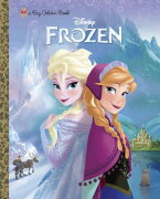 DISNEY FROZEN:BIG GOLDEN…