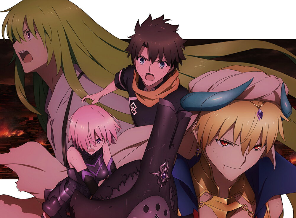 キッズアニメ, その他 FateGrand Order - 5()Blu-ray
