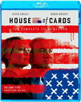 ハウス・オブ・カード 野望の階段 SEASON 5 ブルーレイ コンプリートパック【Blu-ray】 [ ケヴィン・スペイシー ]